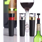 Vacuum Sealing Plastic Wine Sealer Air Saver Bottle Stopper Preserver Pump Plug