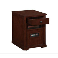 Duraflame 10HET6493 1500-Watt Electric Infrared Quartz Heater Warmer - Cherry