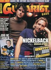 Guitarist Magazine #160 -NICKELBACK- Living Colors, Donko Jones, Darkness,...