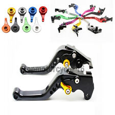 For SUZUKI GSF1200 BANDIT 1996 - 1999 97 98 CNC Short Brake Clutch Lever Black
