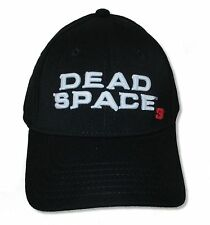 """DEAD SPACE 3 """"EMBROIDERED LOGO"""" BLACK HAT NEW OFFICIAL"""