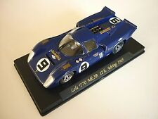 Fly 1/32 SUNOCO LOLA T70 mk3b # 9 Sebring 1969-C37-SLOT CAR NEW OLD STOCK