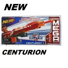 NEW NERF N-STRIKE CENTURION TOY RED VERSION DART GUN BLASTER