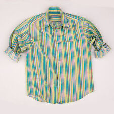 Martin Gordon Men's Sport Shirt / Medium / Multi-color Stripe