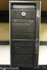 HP Z820 2x 8-Core E5-2670 2.6GHz 16GB RAM 1TB HDD Quadro FX 4000 W7