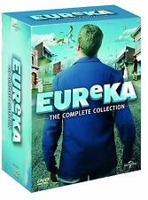"""A TOWN CALLED EUREKA 1-5 COMPLETE SERIES COLLECTION 23 DISC DVD BOX SET R4 """"NEW"""""""