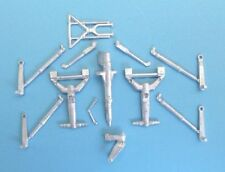 Ta 154 Moskito Landing Gear 1/48th Scale R/M, DML Models SAC 48178