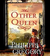 The Other Queen by Philippa Gregory (2008, CD, Abridged)