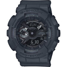 Casio G Shock Gents Series Dial Grey Resin Analog Digital Watch GMAS110CM-8A