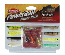 Berkley Powerbait  PERCH Lure Fishing Kit Power Pack - 1210491