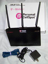 ASUS T-Mobile TM-AC1900 Dual Band Wireless Router Personal WiFi Cellspot -Mint-