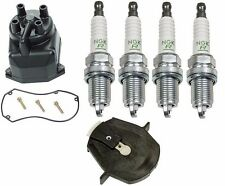 98-02 Honda Accord 2.3L 4 cyl Tune Up Kit (NGK V-Power Colder Spark Plugs)