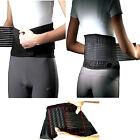 Fascia Lombare tutore elastico con stecche di rinforzo per dolori muscolari