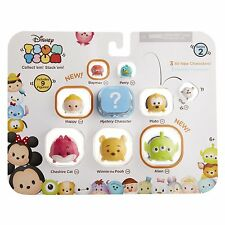 Disney Tsum Tsum 9 pack series 2 figures Cheshire Cat, Pooh Alien et