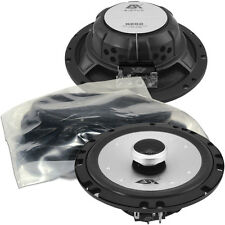 ESX SE 62 Koax Lautsprecher Set für Mercedes C W203 Tür v