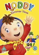NODDY IN TOYLAND - SUMMER TIME - DVD - REGION 2 UK