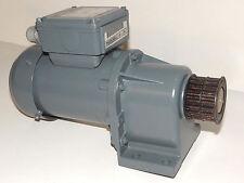 Bauer Motor BG06-11/D04LA4 120W 400V 50Hz Stern mit Getriebe Top
