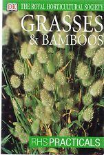 Graminacee e bambù dalla Royal Society orticole (libro in brossura, 2002)