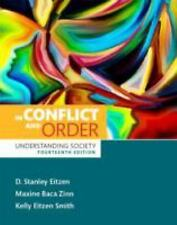 NEW--In Conflict and Order: Understanding Society--instructor edition