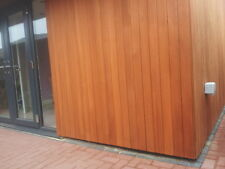 Cedar cladding sample (highest grade imported to the UK) Best price on Ebay