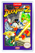 DUCKTALES 2 NES FRIDGE MAGNET IMAN NEVERA