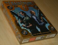 THE CHAOS ENGINE 2 ~ Commodore Amiga ~ BIG boxed ~ SEALED COLLECTIBLE ~ english