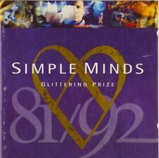 CD - Simple Minds - Glittering Prize 81/92 - #A3591