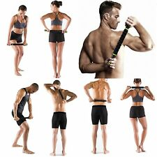 Sportneer Muscle Roller Stick Body Massage Sticks Tools for Releasing Myofascial