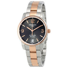 Certina DS Podium Grey Dial Ladies Watch C034.210.22.087.00