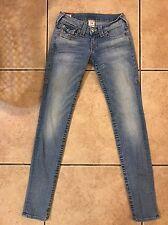 True Religion Women Skinny Jeans 25