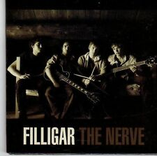 (EE971) Filligar, The Nerve - 2011 DJ CD