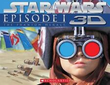 NEW Star Wars: The Phantom Menace Episode I 3D [With 3-D Glasses] by Pablo Hidal