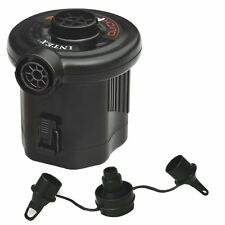 Intex Quick-Fill Battery Air Pump (6 C-cell Battery), Max. Air Flow 13.4CFM AOI