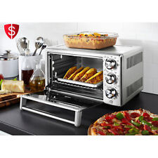 Convection Toaster Countertop Oven Baking Food Kitchen Broil Designed Life Oster