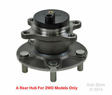 New Rear Wheel Hub Bearing Assembly for 2008-13 Suzuki SX4