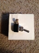 1 (One)  12V Heavy Duty Toggle Switch ON/OFF Car Motorcycle 12V-15A Compact NOS