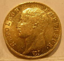 France AN13A (1804-05) Gold 20 Francs AU Napoleon 1 Paris Mint