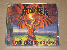 ATTACKER - SECOND COMING - CD SIGILLATO (SEALED)