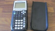 Texas Instruments TI-84 Plus Graphing Calculator with cover