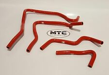 MTC MOTORSPORT Z20LET GSI SRI ZAFIRA TOP HEADER TANK WATER ANCILLARY HOSES RED