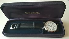 Tiffany & Co Stainless Steel Watch With Box