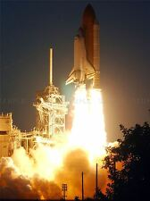 SPACE SHUTTLE ENDEAVOUR HURTLES INTO SKY MISSION ART PRINT POSTER 415PYA