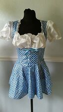 Women's Wizard Of Oz Dorothy Costume SZ XS 2 - 4 BY RUBIES COSTUME