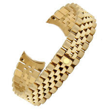Solid Steel Strap Bracelet Replacement Watch Band For Rolex  (20mm)