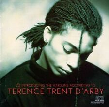 Terence Trent D'Arby - Introducing the Hardline According to Terence CD NEW
