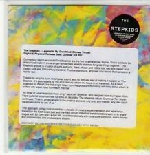 (CA376) The Stepkids, Legend in My Own Mind - 2011 DJ CD