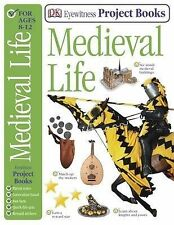 Medieval Life Project Book  8-12    FREE 1st class post SCH 1