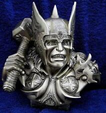 Nemesis Now THOR BUST SCULPTURE Norse God Scandanavia Thunder Viking