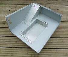 Land Rover Series 2a 3 Seat Base Repair Panel / Battery Box Locker Tool Tray