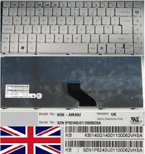 Clavier Qwerty UK GATEWAY NV49C  NSK-AM40U 9Z.N1P82.40U KB.I140G.140 Blanc